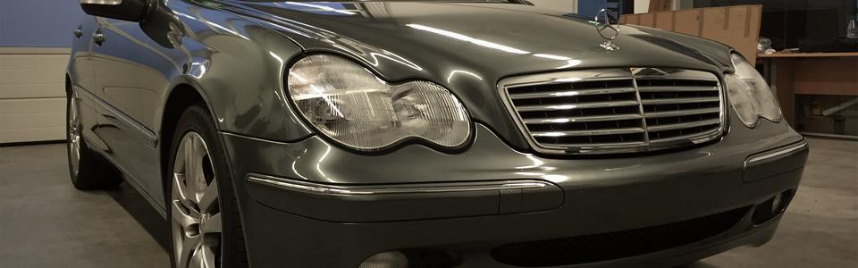 Mercede-Benz C-Klasse